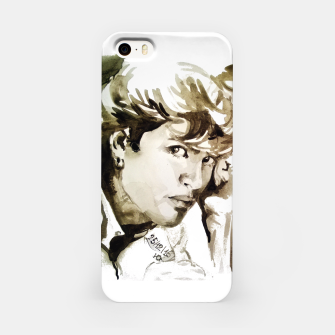 Thumbnail image of George Michael young memories iPhone Case, Live Heroes
