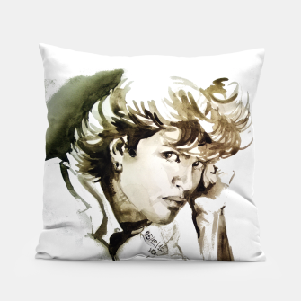 Thumbnail image of George Michael young memories Pillow, Live Heroes