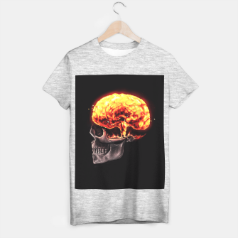 Thumbnail image of Mind Blown T-shirt regular, Live Heroes