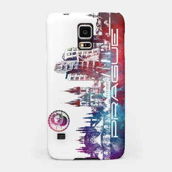 Thumbnail image of Prague skyline Samsung Case, Live Heroes