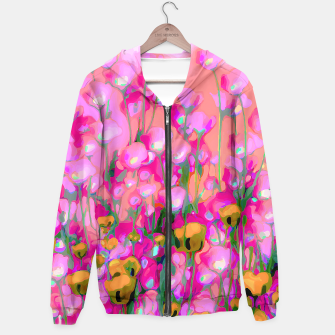 Thumbnail image of Spring Blush, too ... Hoodie, Live Heroes