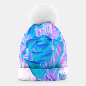 Thumbnail image of Rosa Azul Defeituosa Beanie, Live Heroes