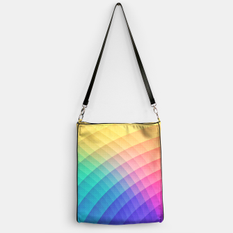Thumbnail image of Spectrum Bomb! Fruity Fresh (HDR Rainbow Colorful Experimental Pattern) Handbag, Live Heroes