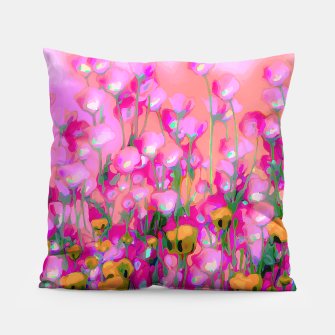 Thumbnail image of Spring Blush, too ... Pillow, Live Heroes