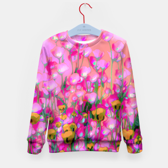 Thumbnail image of Spring Blush, too ... Kid's Sweater, Live Heroes