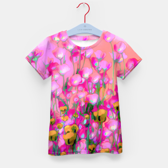 Thumbnail image of Spring Blush, too ... Kid's T-shirt, Live Heroes