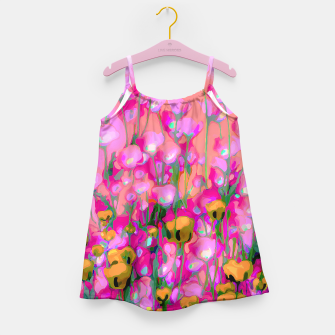 Thumbnail image of Spring Blush, too ... Girl's Dress, Live Heroes