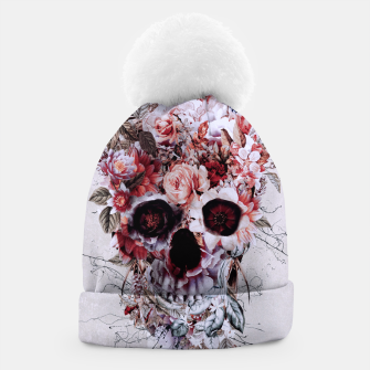Thumbnail image of Floral Skull RPE Beanie, Live Heroes