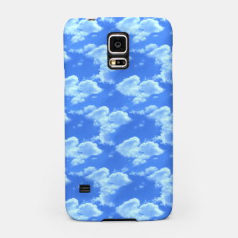 Thumbnail image of Blue Skies Photographic Pattern Samsung Case, Live Heroes