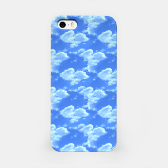 Thumbnail image of Blue Skies Photographic Pattern iPhone Case, Live Heroes