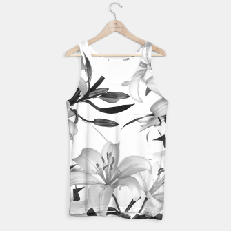 Thumbnail image of Tropical Lilies Tank Top, Live Heroes