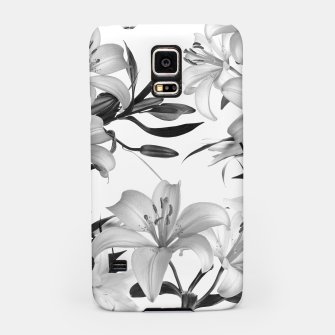 Tropical Lilies Samsung Case thumbnail image