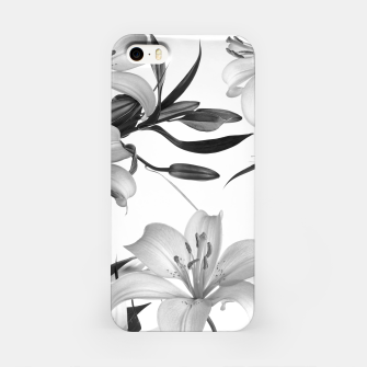Thumbnail image of Tropical Lilies iPhone Case, Live Heroes