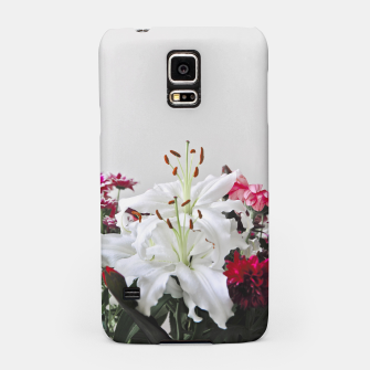 Thumbnail image of Pretty Lilies Samsung Case, Live Heroes
