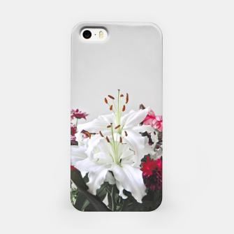 Thumbnail image of Pretty Lilies iPhone Case, Live Heroes