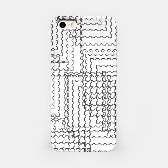 Thumbnail image of Diced  iPhone Case, Live Heroes