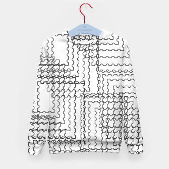 Thumbnail image of Diced  Kid's Sweater, Live Heroes
