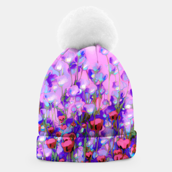 Thumbnail image of Spring Blush, Mauve Moods Beanie, Live Heroes