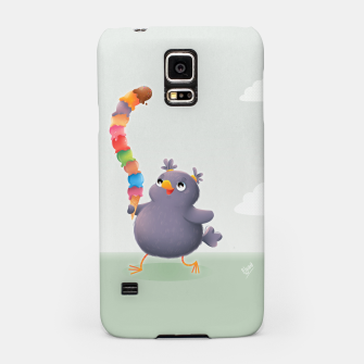 Thumbnail image of IceCream Chick Samsung Case, Live Heroes