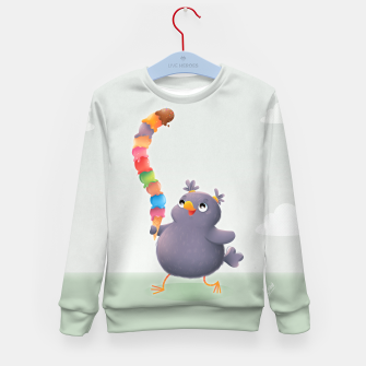 Thumbnail image of IceCream Chick Kid's Sweater, Live Heroes