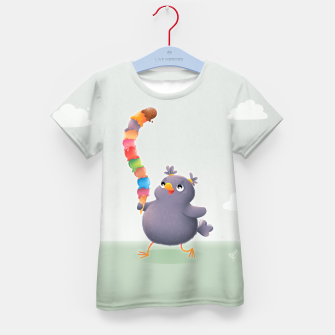 Thumbnail image of IceCream Chick Kid's T-shirt, Live Heroes