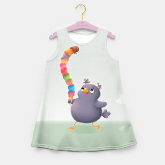 Thumbnail image of IceCream Chick Girl's Summer Dress, Live Heroes