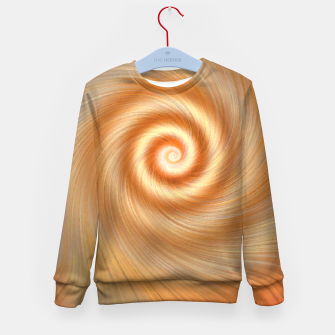 Thumbnail image of Whirlwind Kid's Sweater, Live Heroes