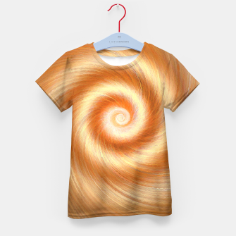 Thumbnail image of Whirlwind Kid's T-shirt, Live Heroes