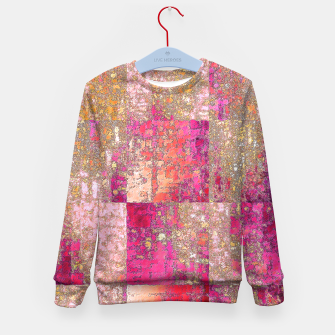 Thumbnail image of Off the Wall Kid's Sweater, Live Heroes