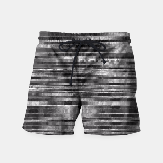 Thumbnail image of Ebb and Flow Swim Shorts, Live Heroes