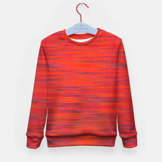 Thumbnail image of Simply Red Kid's Sweater, Live Heroes