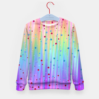 Thumbnail image of Sounds of Bubbles Kid's Sweater, Live Heroes