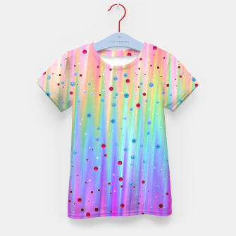 Thumbnail image of Sounds of Bubbles Kid's T-shirt, Live Heroes