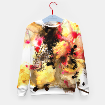 Thumbnail image of Portal Fun Kid's Sweater, Live Heroes