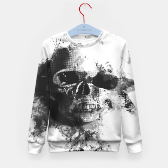 Thumbnail image of Skint Kid's Sweater, Live Heroes