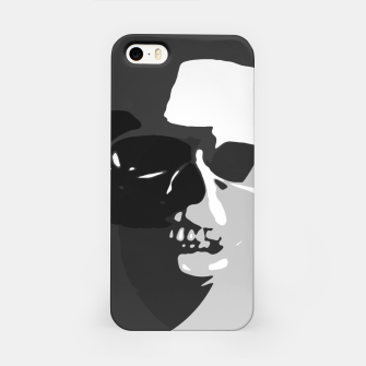 Thumbnail image of Shadows of Death iPhone Case, Live Heroes
