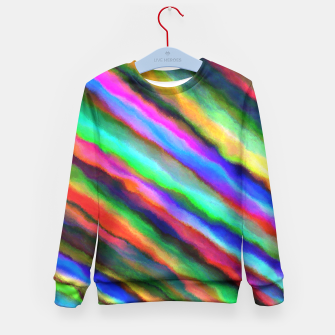 Thumbnail image of Strands of Colour Kid's Sweater, Live Heroes