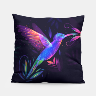 Thumbnail image of Colibri's world Pillow, Live Heroes