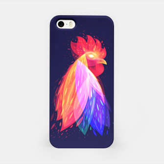 Thumbnail image of Fire rooster iPhone Case, Live Heroes