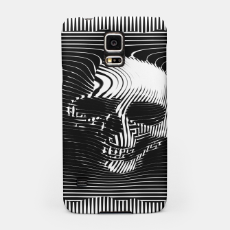 Thumbnail image of Skull Lines Samsung Case, Live Heroes
