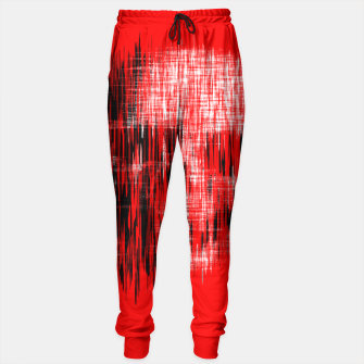 Thumbnail image of Etched Skull Sweatpants, Live Heroes