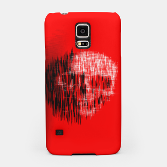 Thumbnail image of Etched Skull Samsung Case, Live Heroes