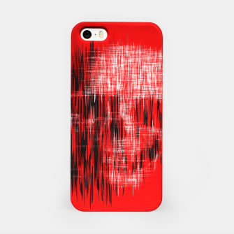 Thumbnail image of Etched Skull iPhone Case, Live Heroes