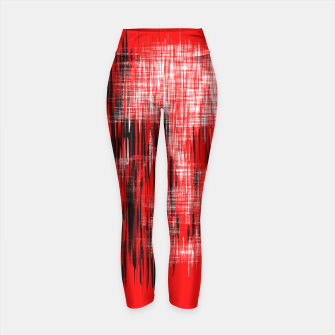 Thumbnail image of Etched Skull Yoga Pants, Live Heroes