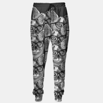 Thumbnail image of A Lot of Cool Cats Sweatpants, Live Heroes