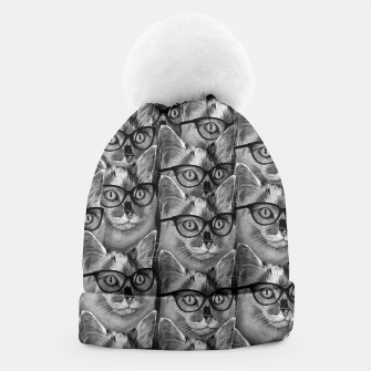 Thumbnail image of A Lot of Cool Cats Beanie, Live Heroes