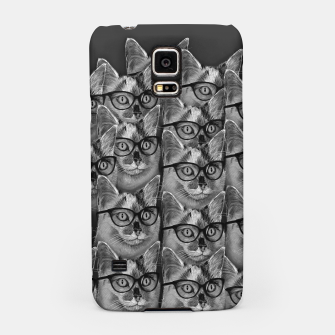 Thumbnail image of A Lot of Cool Cats Samsung Case, Live Heroes