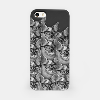 Thumbnail image of A Lot of Cool Cats iPhone Case, Live Heroes