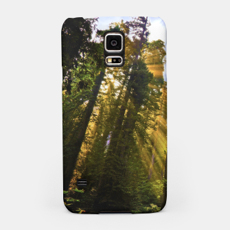Thumbnail image of Magical Redwood Forest Samsung Case, Live Heroes
