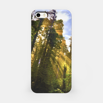 Thumbnail image of Magical Redwood Forest iPhone Case, Live Heroes